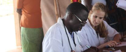 Medical internship in Togo